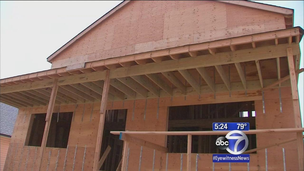 Family fights for insurance money for home after Sandy