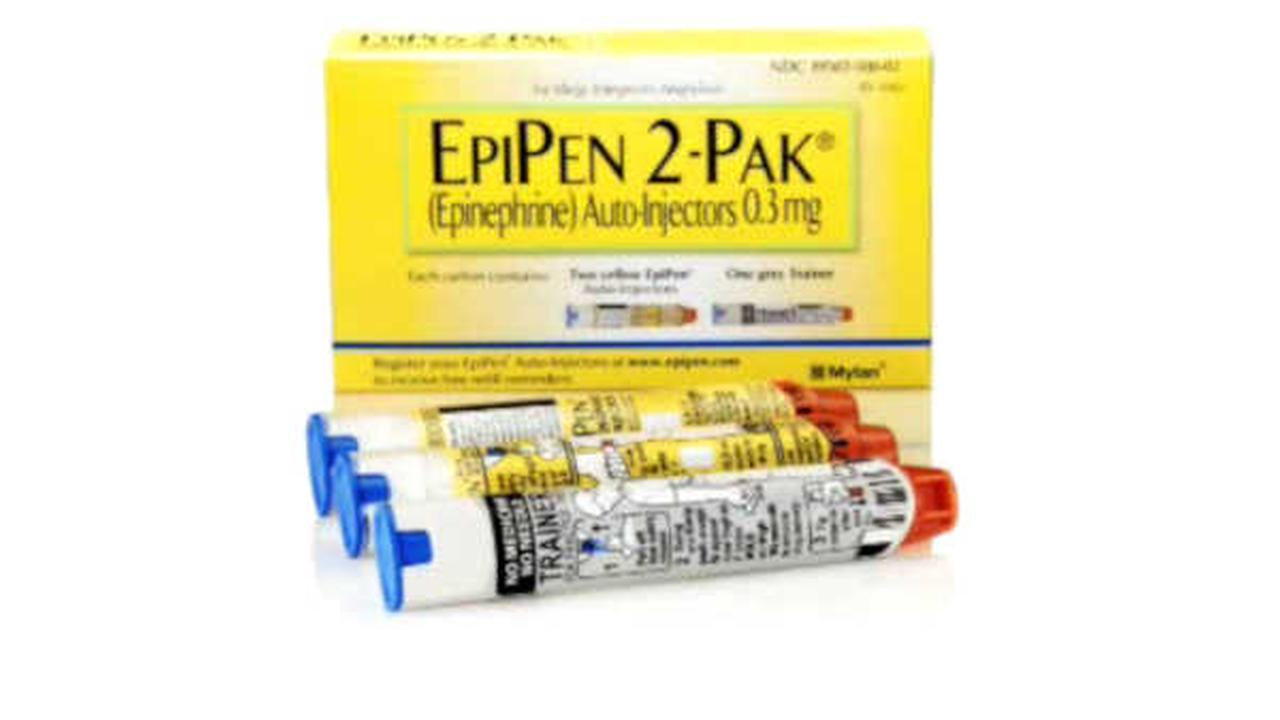 EpiPen-maker Mylan to expand programs that lower cost of autoinjector