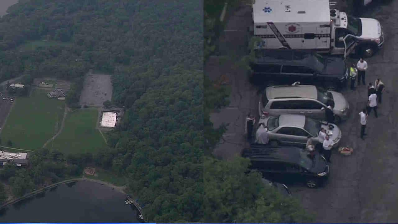 Two teens from Brooklyn disappeared while hiking at the Bear Mountain State Park in Rockland County.