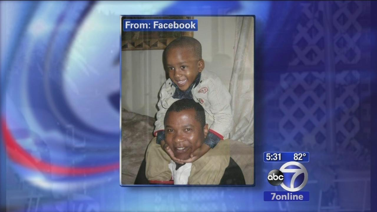 What caused a father to snap, strangle his own son?