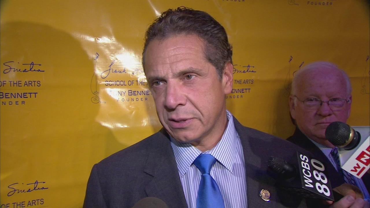 Governor Andrew Cuomo talks about what it is like to be a Designated Survivor