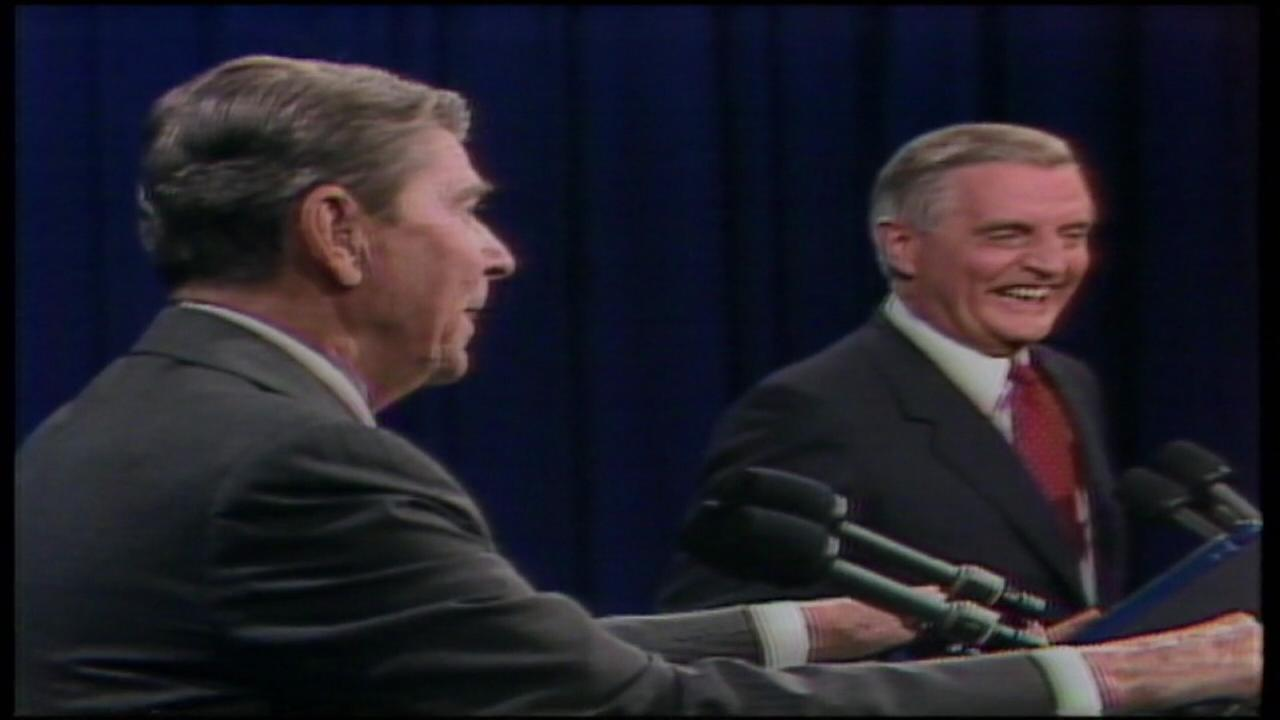 Memorable moments from past debates