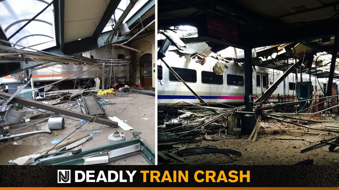 Hoboken train crash might have been mitigated by modern bumpers, experts say