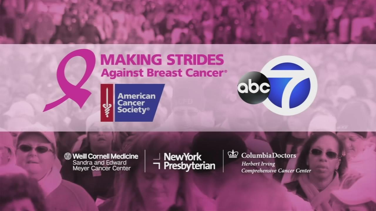 Making Strides Against Breast Cancer: Join us!