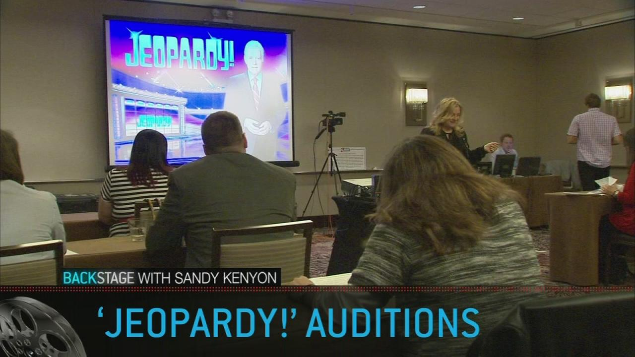 Backstage with Sandy Kenyon: Behind the Scenes of Jeopardy