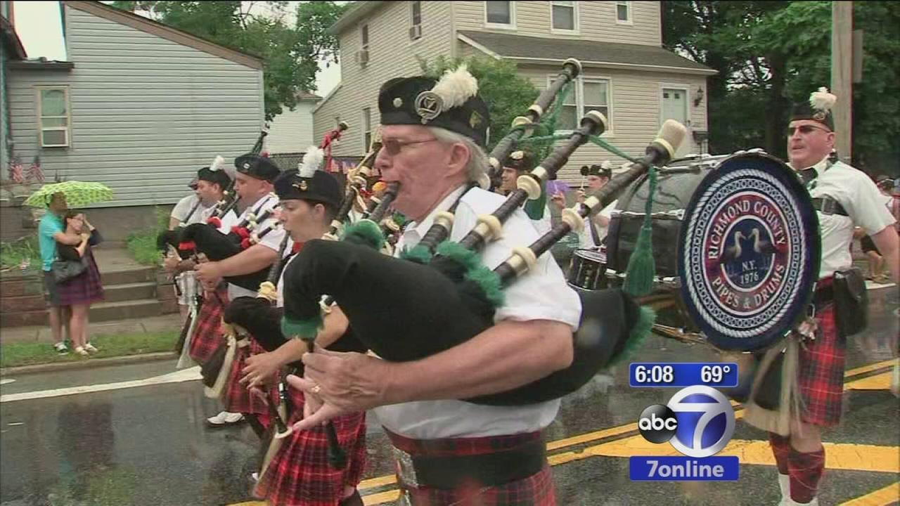 Parades held to celebrate 4th of July
