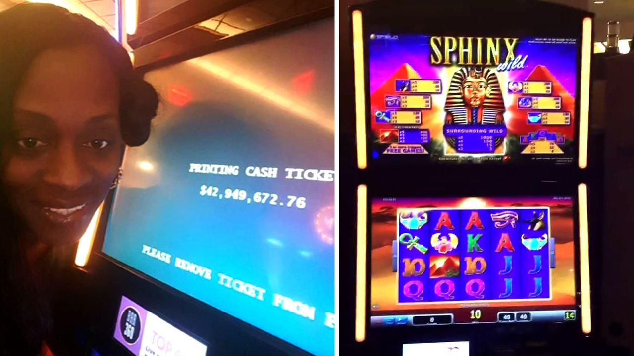 Slot machine malfunction jackpot video poker cheat sheets