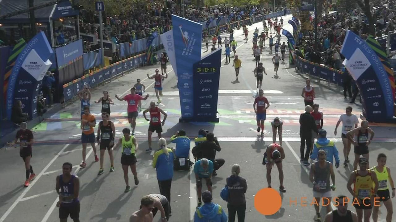 Find Your Finish: Official Times 2:58:50 through 3:28:00