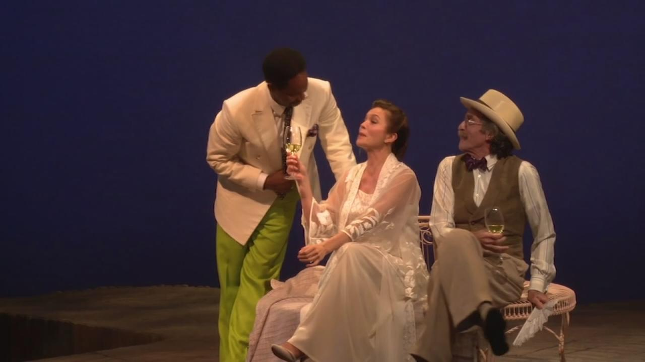 Broadway Backstage: The Cherry Orchard