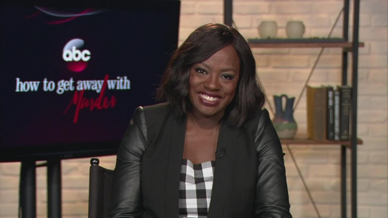 Viola Davis talks about winter finale of How to Get Away with Murder