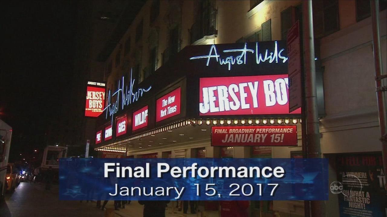 Broadway Backstage: Part 4