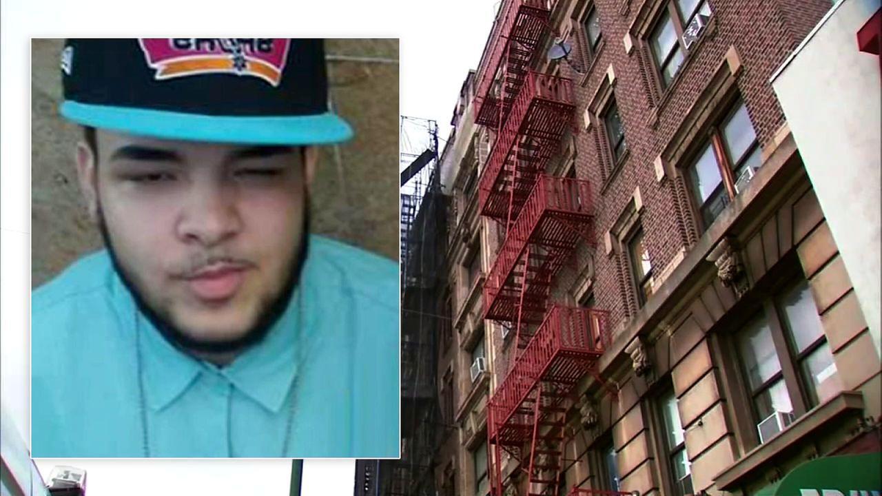 Bronx in shot teen