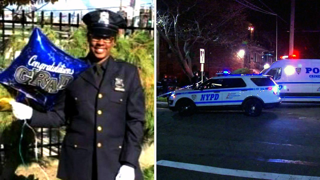 off duty correction officer fatally shot while sitting in car in flatlands brooklyn abc7nycom