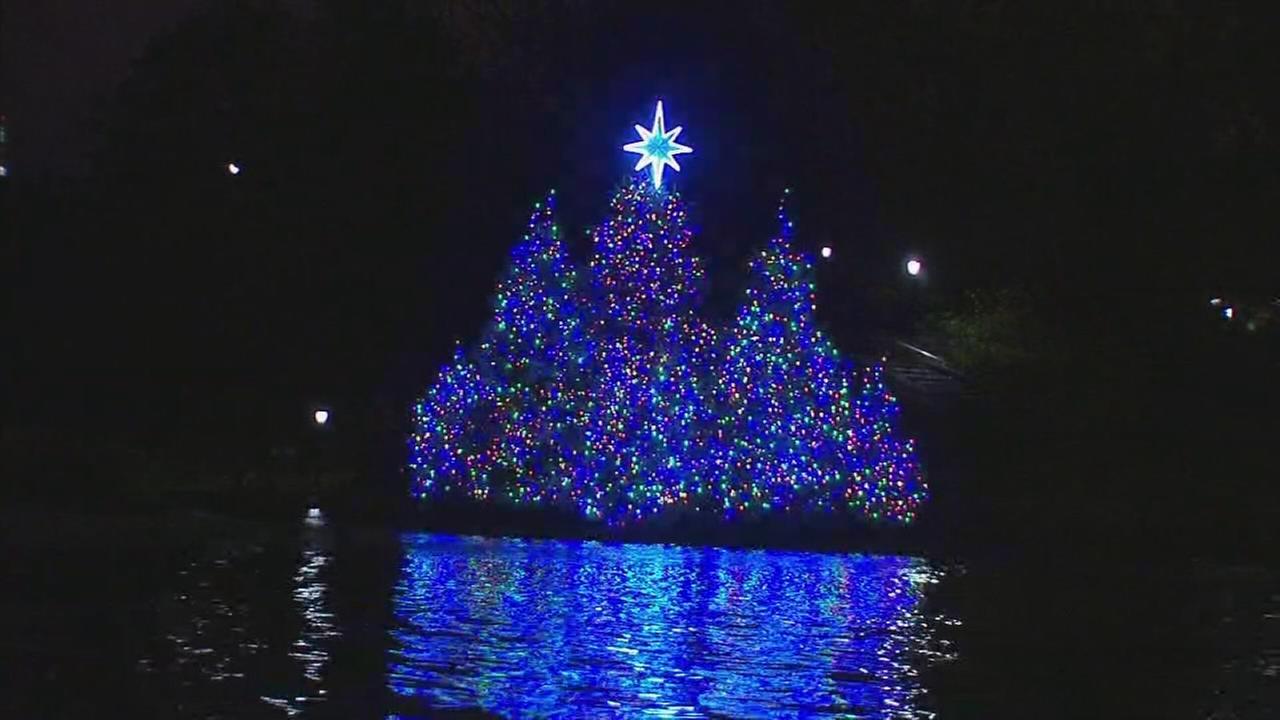 Central Park celebrates the holiday season in New York City | abc7ny.com