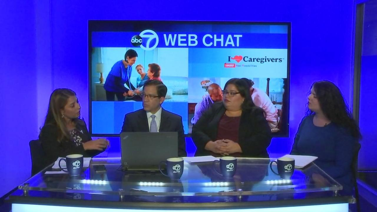 Web Chat Part 1: The CARE Act and family caregiving