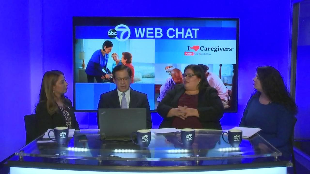 Web Chat Part 2: The CARE Act and family caregiving