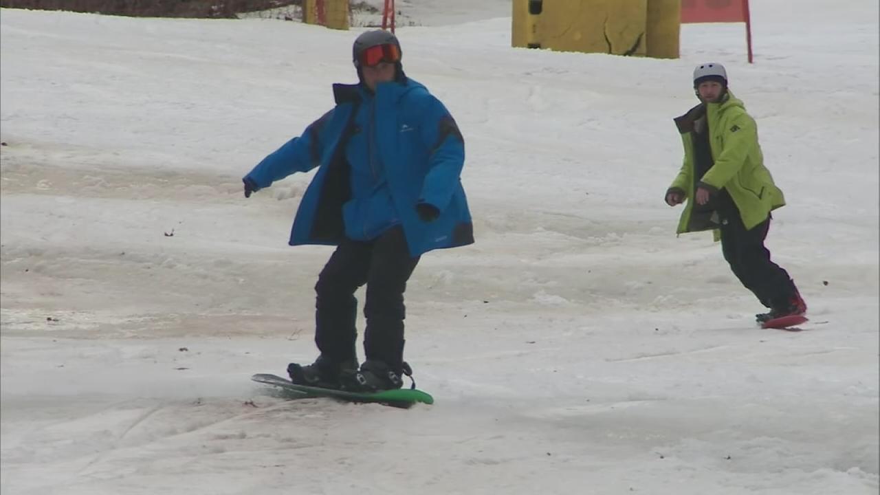 freeze ski safety