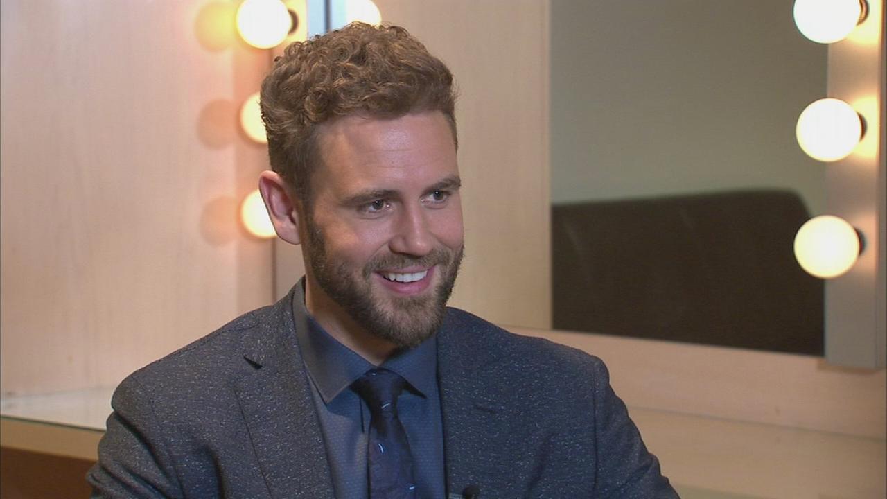 Nick Viall talks love, breakdowns on The Bachelor