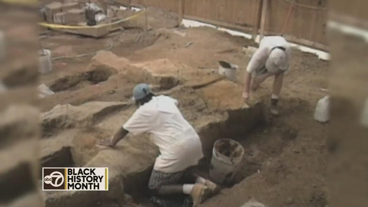 Black History Month Profile: African Burial Ground