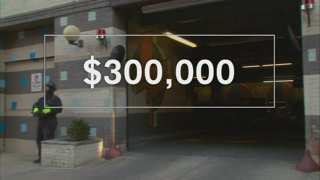 Parking spot selling for $300,000