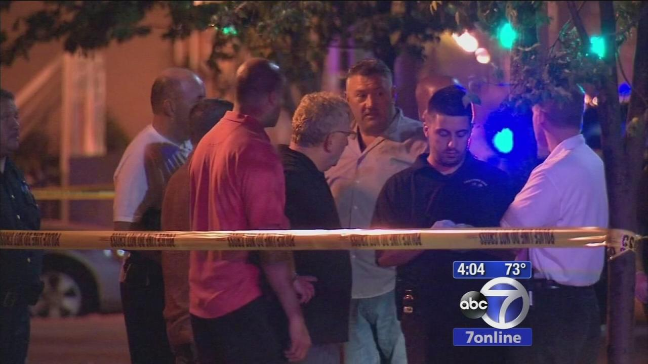 Jersey City shooting suspect in stable condition