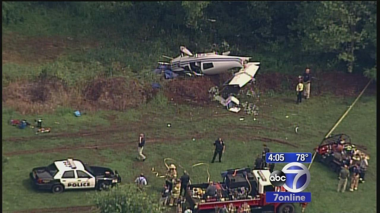 Plane crash injures 73-year-old pilot