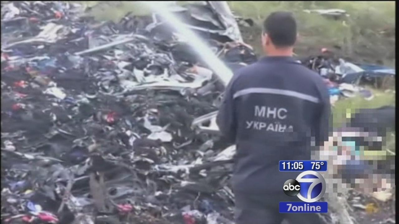 Freelance photographer describes crash scene