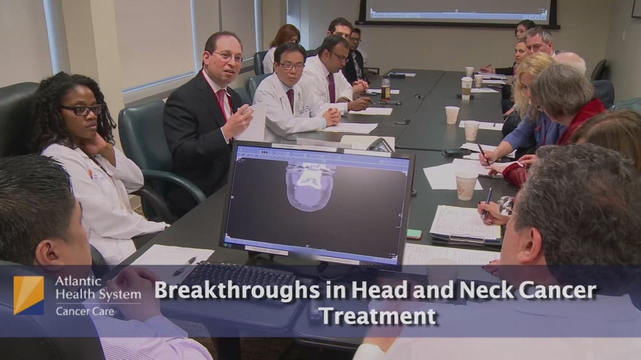 Breakthroughs in Head and Neck Cancer Treatment