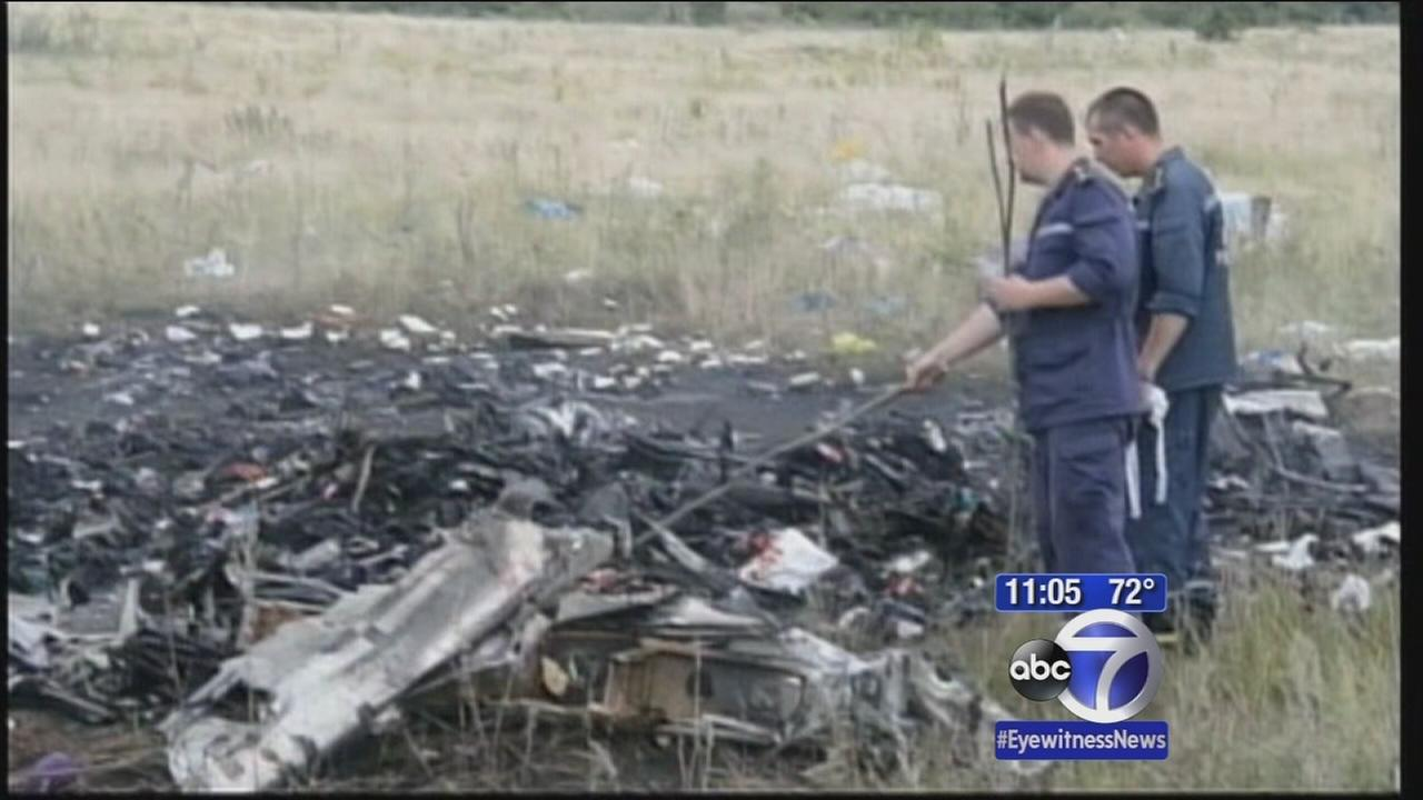 Investigation into the crash of Malaysia Airlines flight 17