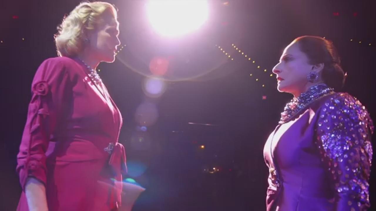 Broadway Backstage: War Paint