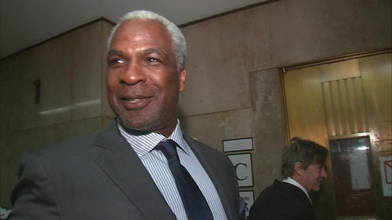 Charles Oakley in court over MSG dustup
