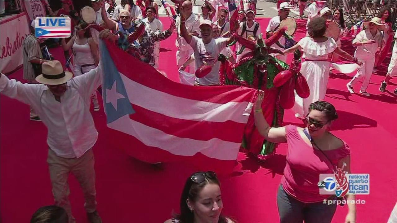 National Puerto Rican Day Parade: Part 1