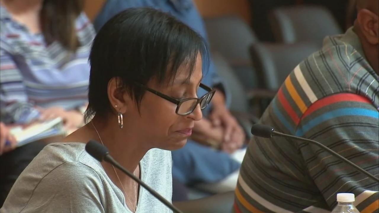Mom of MS 13 victim testifies at hearing