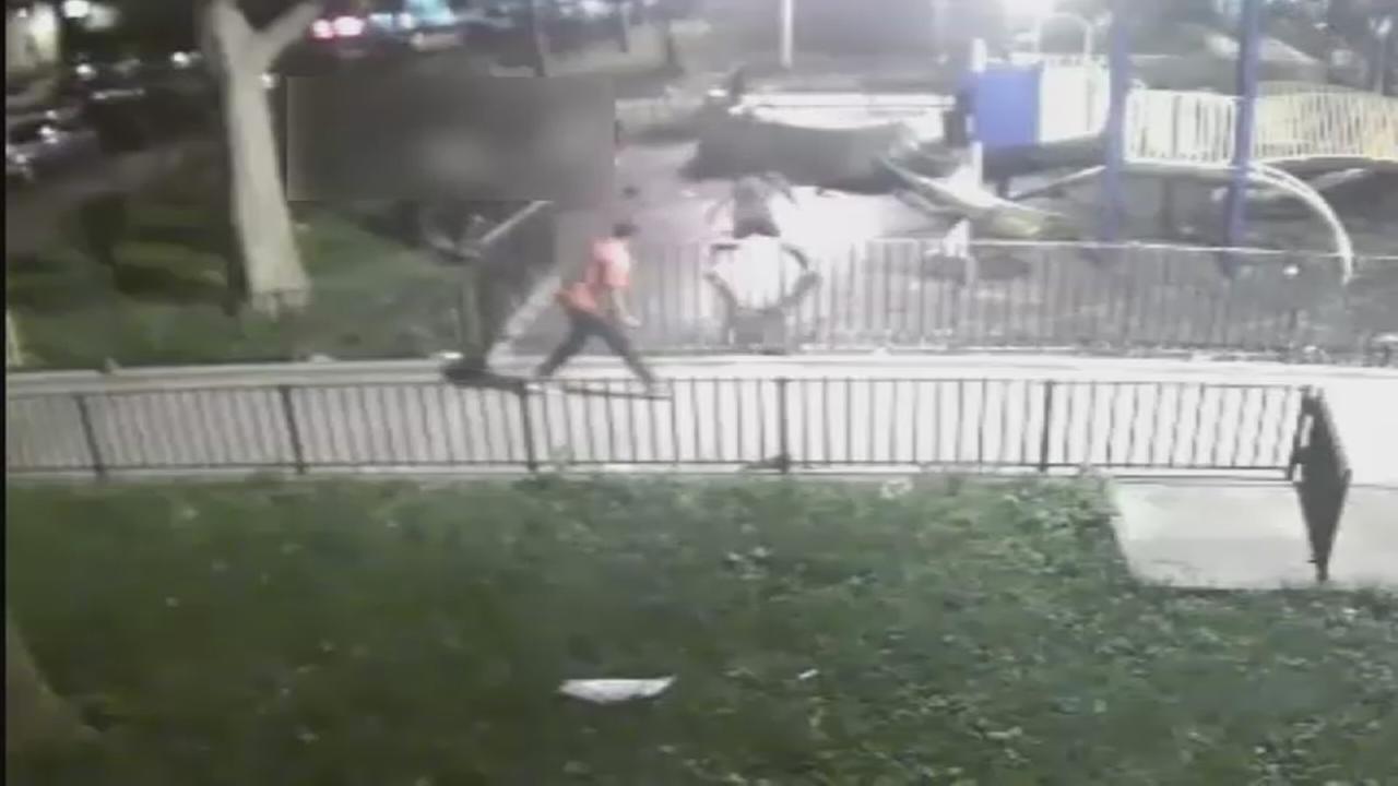 Harlem playground shooting leaves 3 hurt, 1 paralyzed