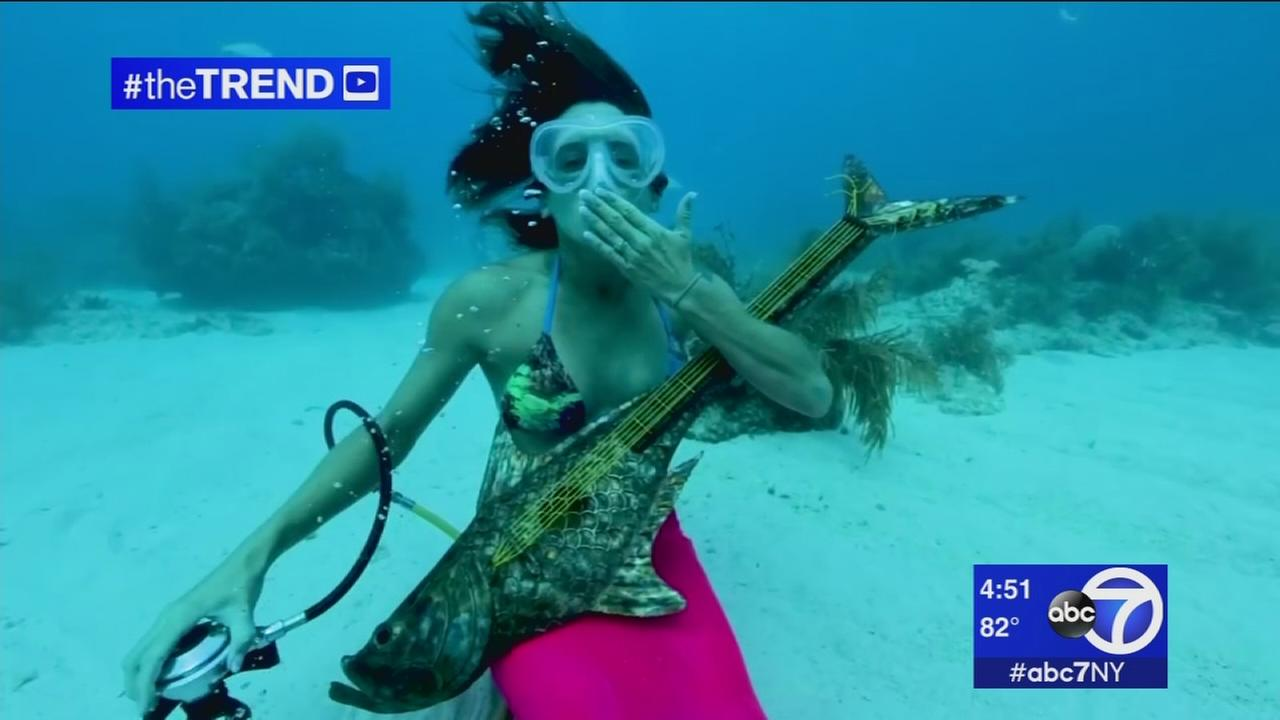 The Trend: musical concert Under the Sea
