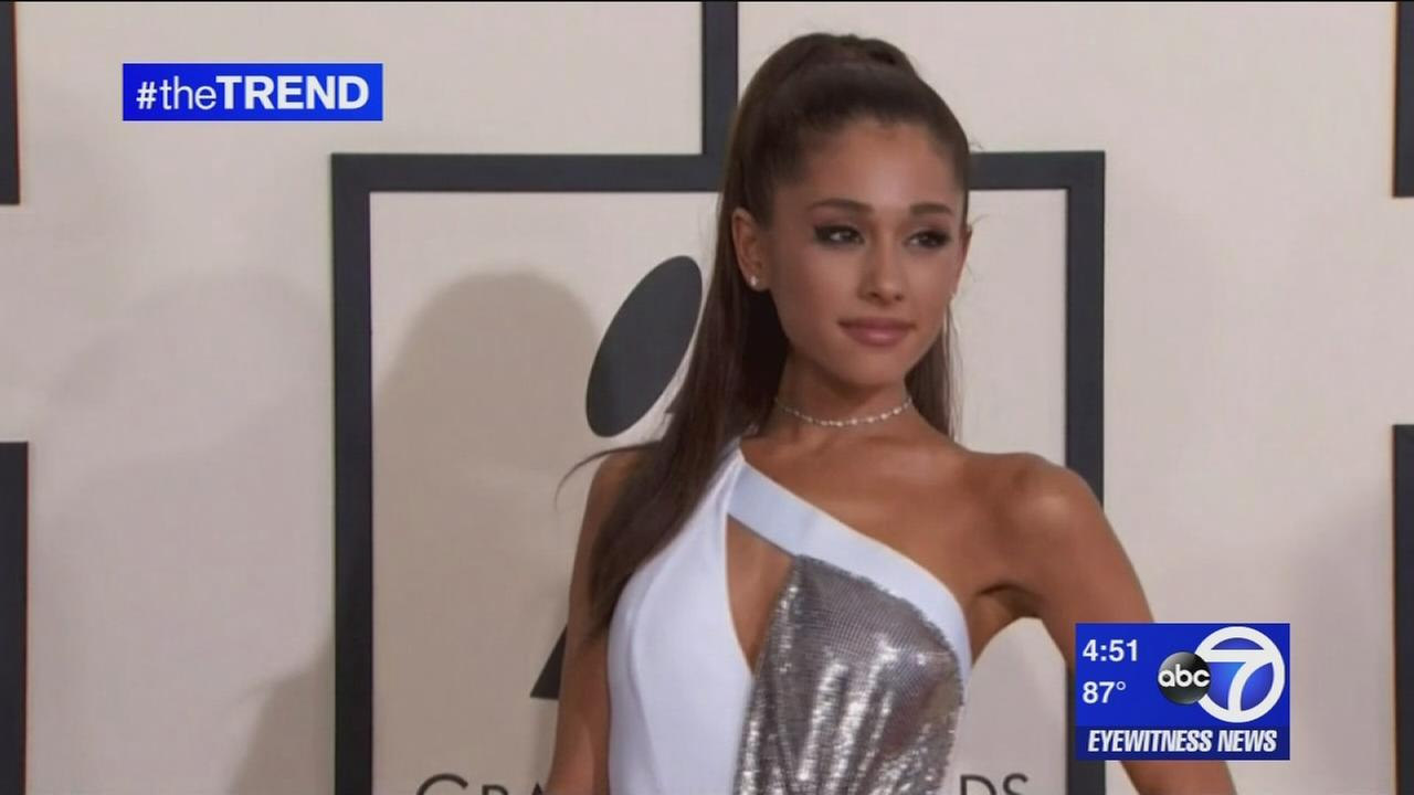 The Trend: Ariana Grande named honorary citizen of Manchester