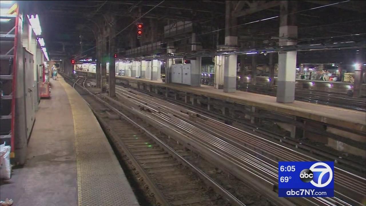 Penn Station repairs: So far, so good