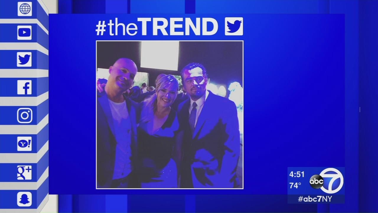 The Trend: Titanic trio reunites for charity