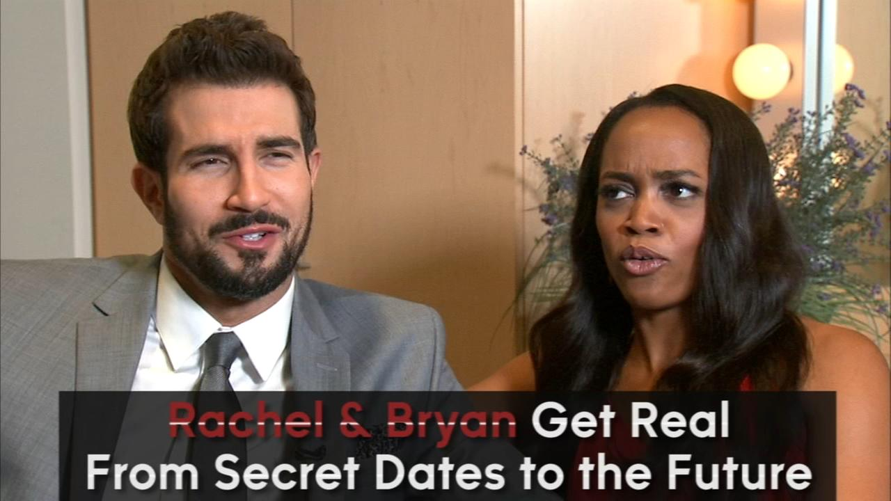 Rachel and Bryan talk about their secret dates
