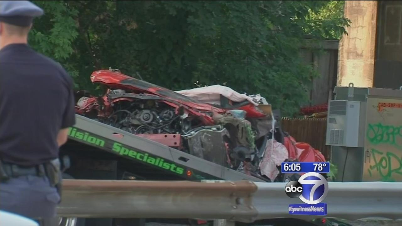 Dobbs Ferry wreck caused by drag racing, police say