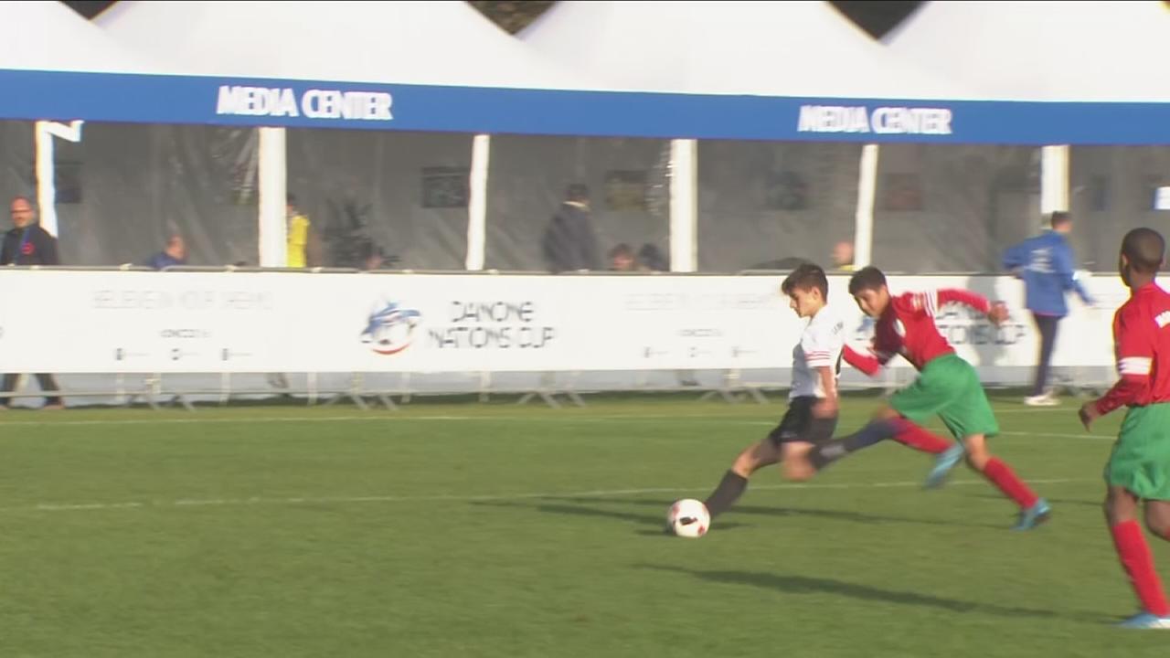 Danone Nations Cup: Top 10 goals