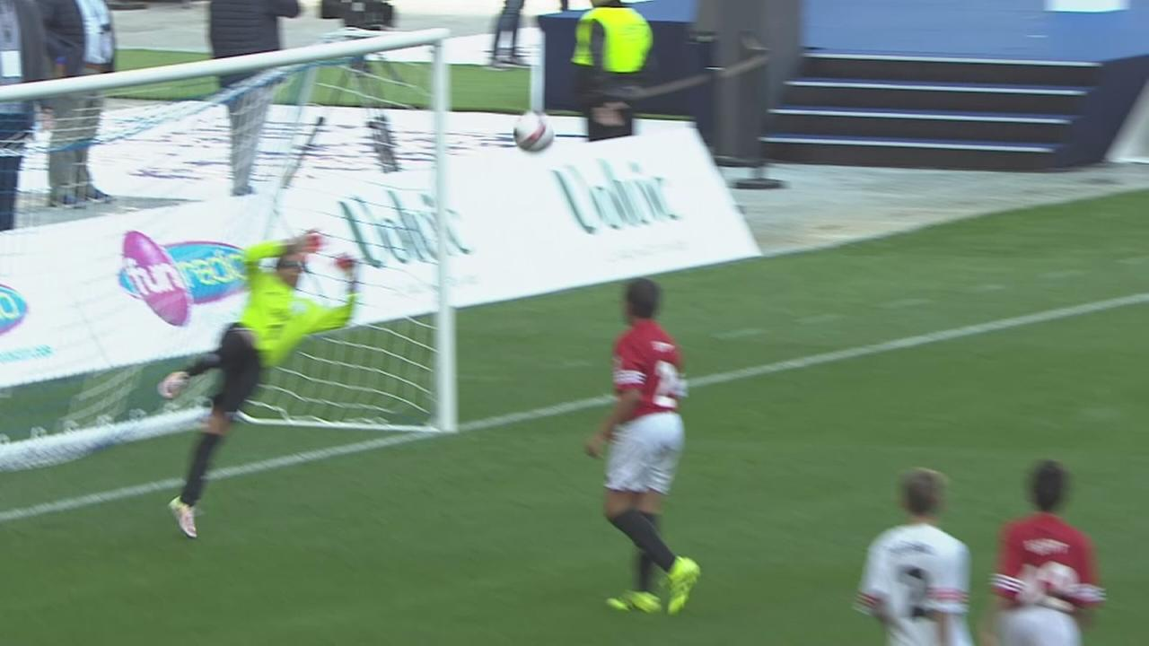 Danone Nations Cup: Top 10 saves
