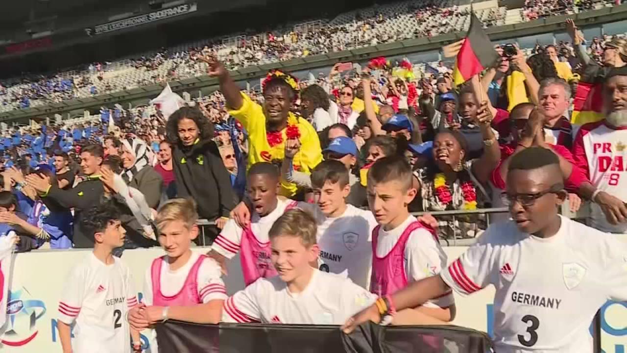 Danone Nations Cup: Best Fans