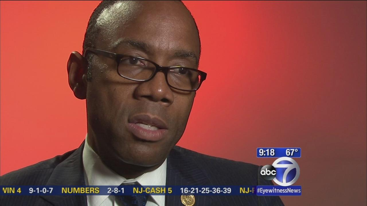 Interview with new president of the NAACP