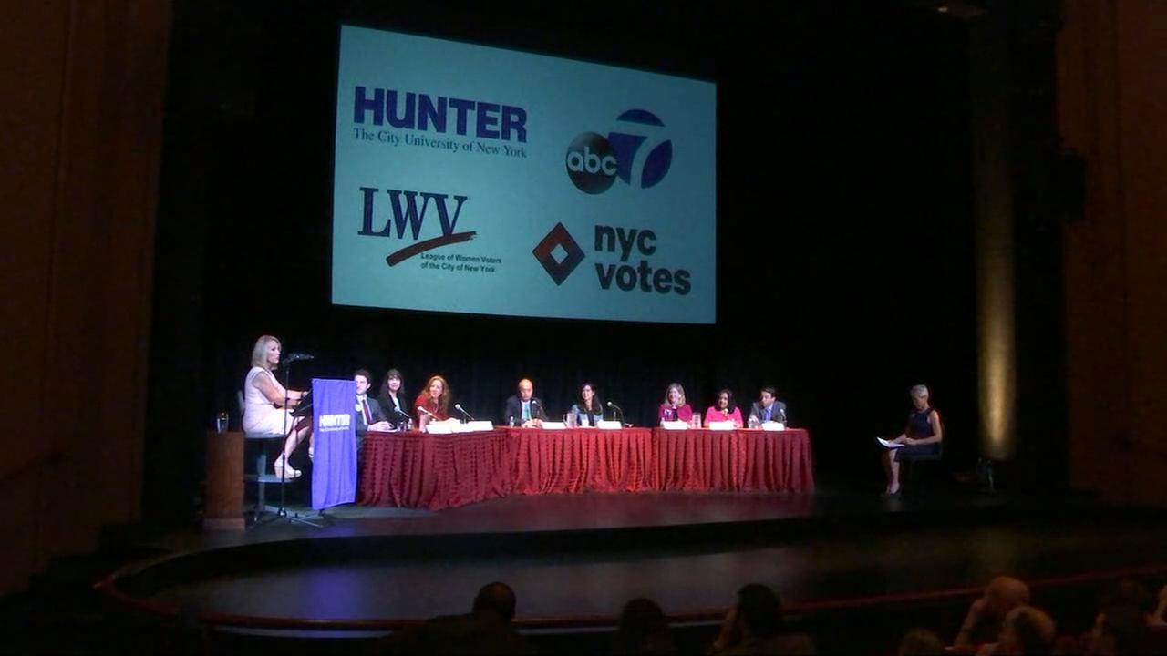 New York City Council Debate Part 2