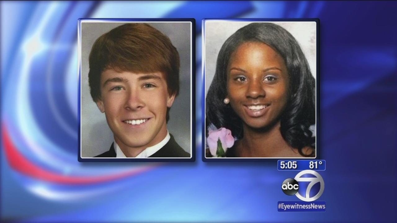 4 arrested in murders of 2 NJ teens