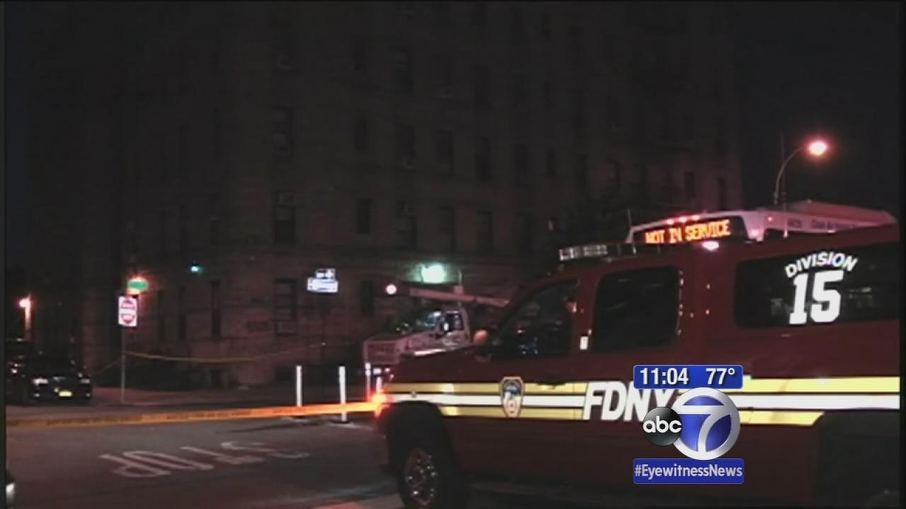 Building in Midwood evacuated