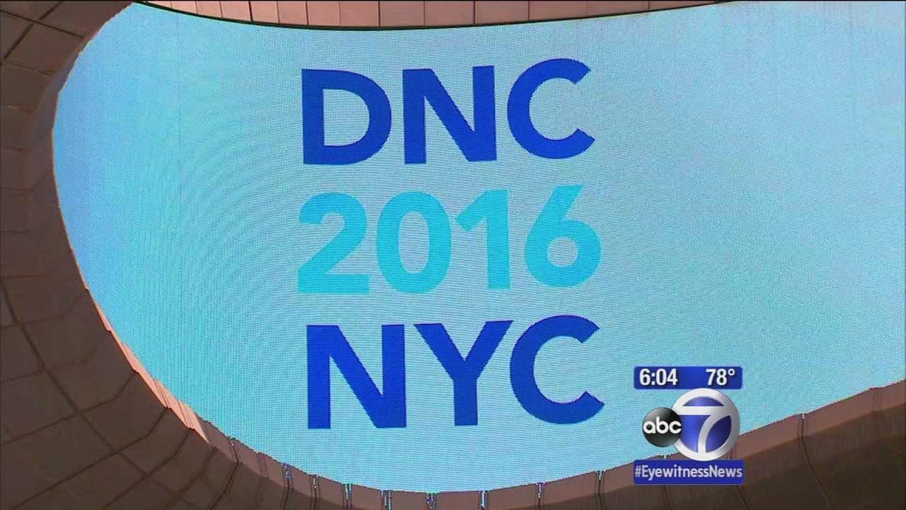 NYC makes bid for 2016 DNC