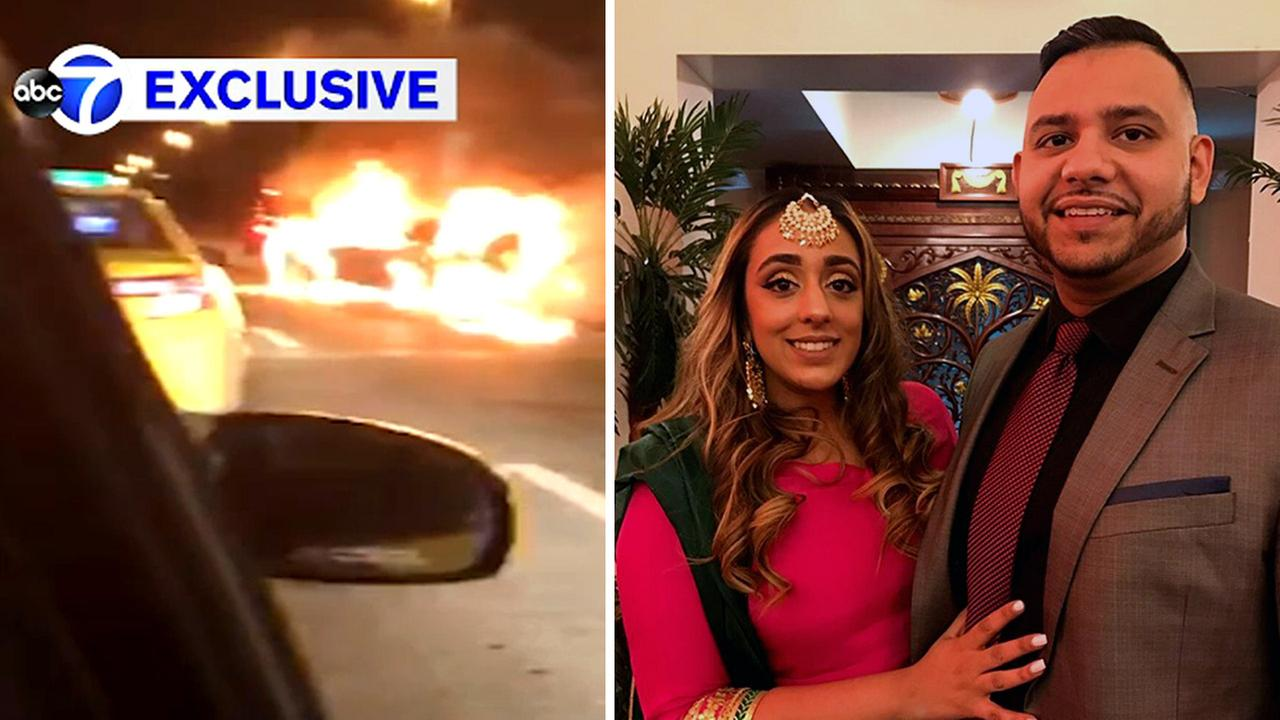 Man who hailed cab while woman burned to death in car fire sentenced to 12 years