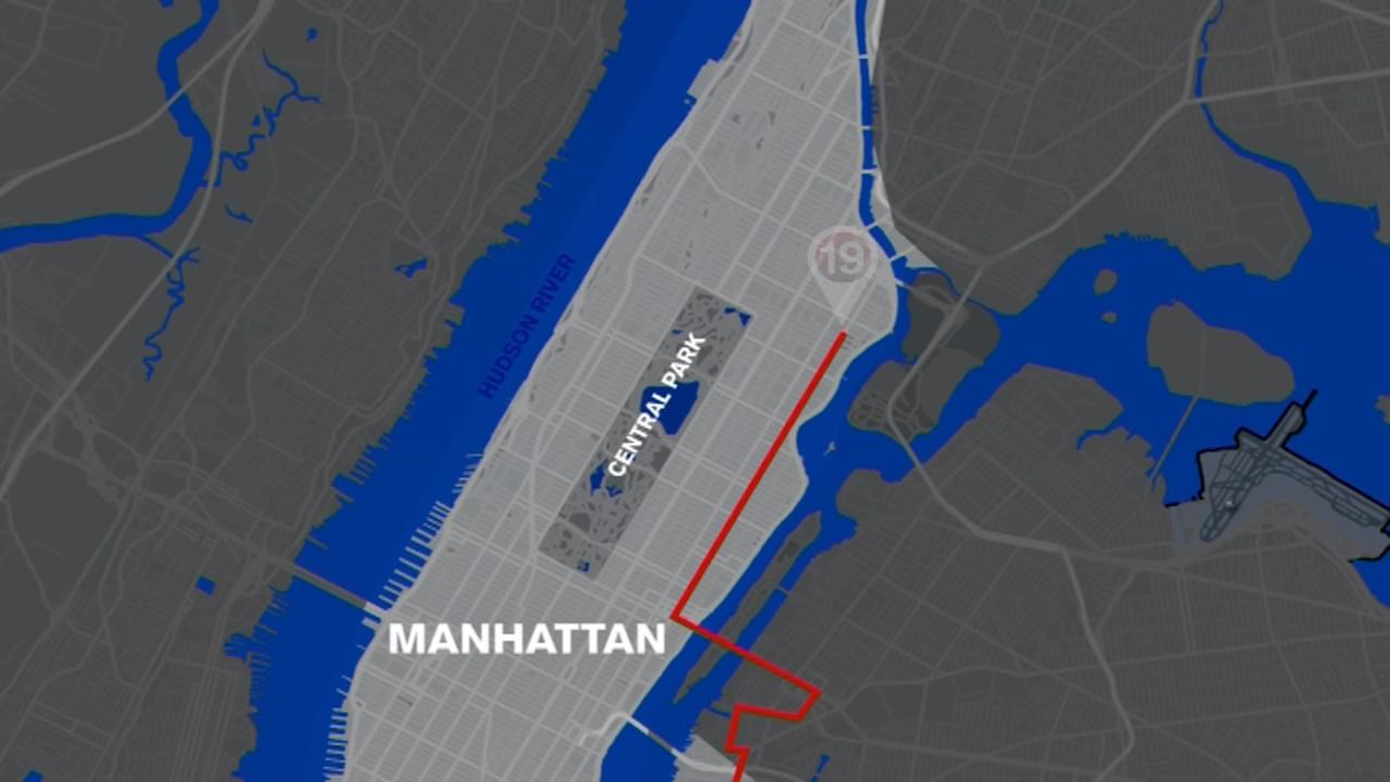 See Miles 19 through 21: The TCS New York City Marathon